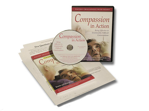 Compassion in Action: Being Effective in Emotionally Difficult Conversations